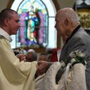 Father Rafal Installed and Celebration of Church Dedication photo album thumbnail 72
